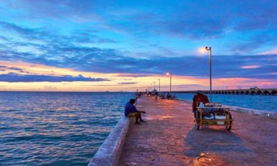 Puerto Progreso Foto: Lucy Nieto