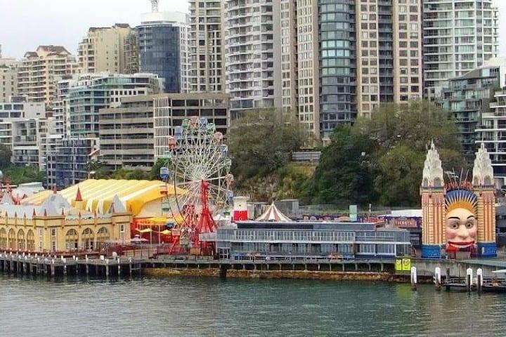 Visita el Puerto de Sydney y llévate una fotografía de película. Foto: opticaviajera