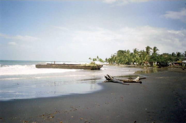 Puerto Viejo playa Foto Puerto Viejo