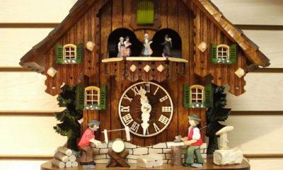 ¡Colecciona todos los relojes cucú del mundo! Foto: YouTube
