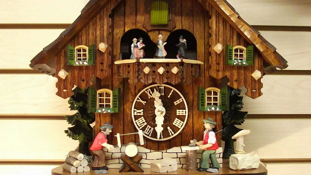 Reloj Cucú Portada (Youtube)