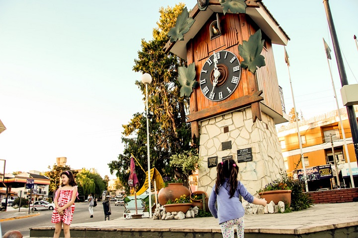 ¿Crees que está un poco grande este reloj? Foto: Welcome Argentina