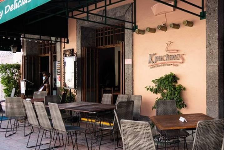 Restaurante Kpuchinos, un lugar dónde comer en Tequisquiapan. Foto: Kpuchinos