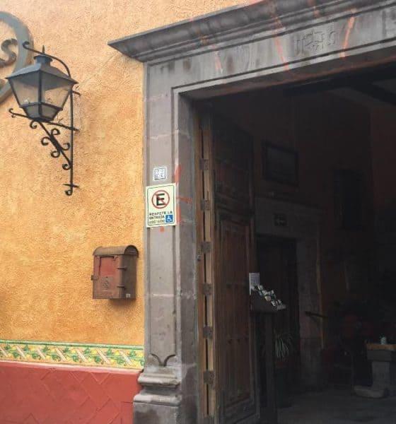 Restaurante Las Monjas Foto: Amor x México1 | Twitter