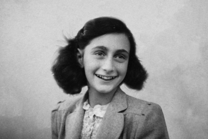 Retrato de Ana Frank. Foto: Archivo