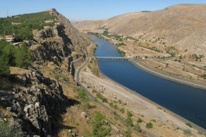 Rio Eufrates Foto: Lo que aún no conoces sobre el río Zin y su profecía