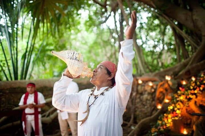 Ritual Maya Foto: Jame Glez