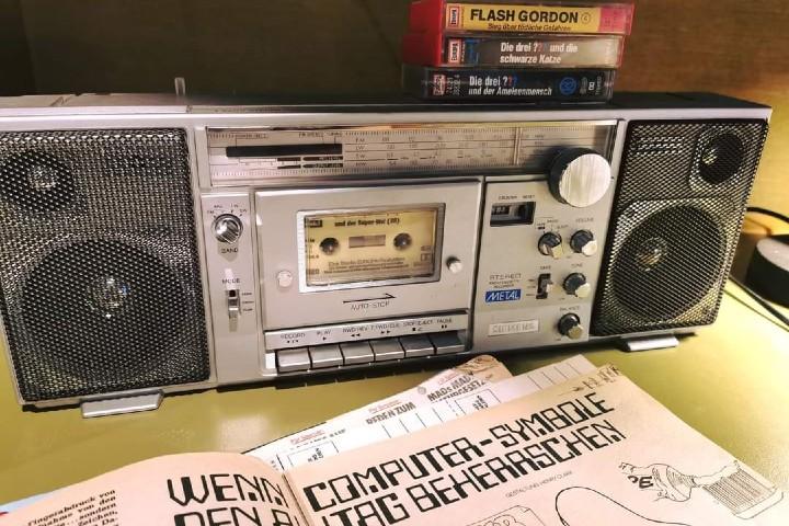 Llénate de nostalgia en la época de los 80 Foto: Computerspiele Museum | Facebook