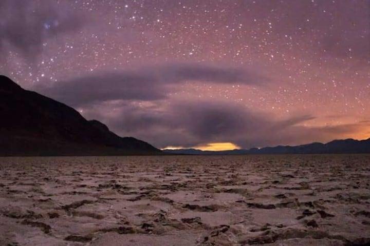 Salar en el Desierto de Valle de la Muerte Foto: Upsocl | Pinterest
