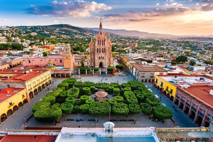 ¿A poco no te caería bien un fin de semana en San Miguel de Allende? Foto: Traveler