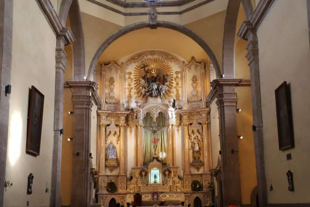 Santuario de Zacatecas Foto: Grupo en Concreto