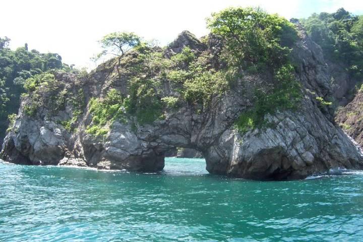 La bella locación que parece una tortuga, ¿Tú qué dices? Foto: Isla Tortuga de Haití