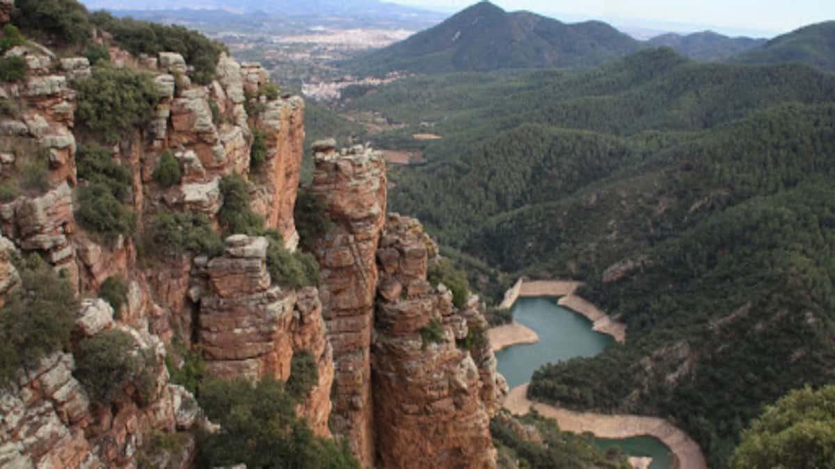 Sierra de Órganos en Zacatecas. Foto: Travel Zone