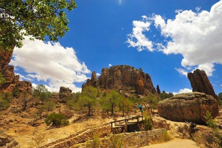Sierra de Órganos. Foto Pinterest.