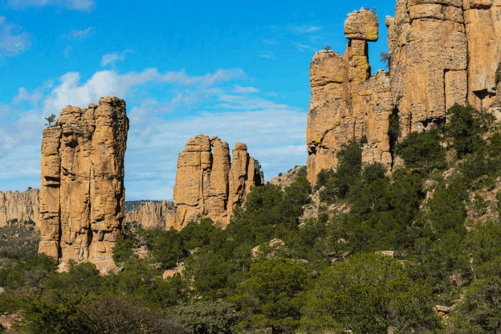 Sierra de Órganos. Foto: Rincones de México