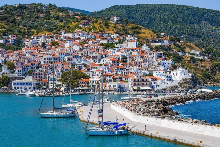 Embarcadero de Skopelos. Foto: dimitrisvetsikas1969