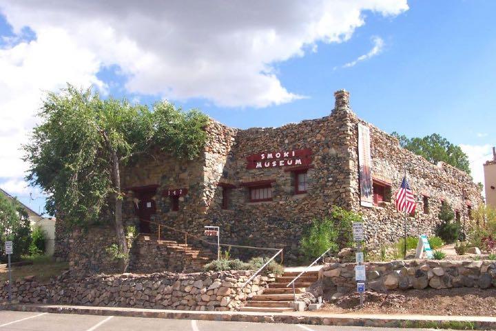 Smoki Museum en Prescott, Arizona. Foto: Archivo