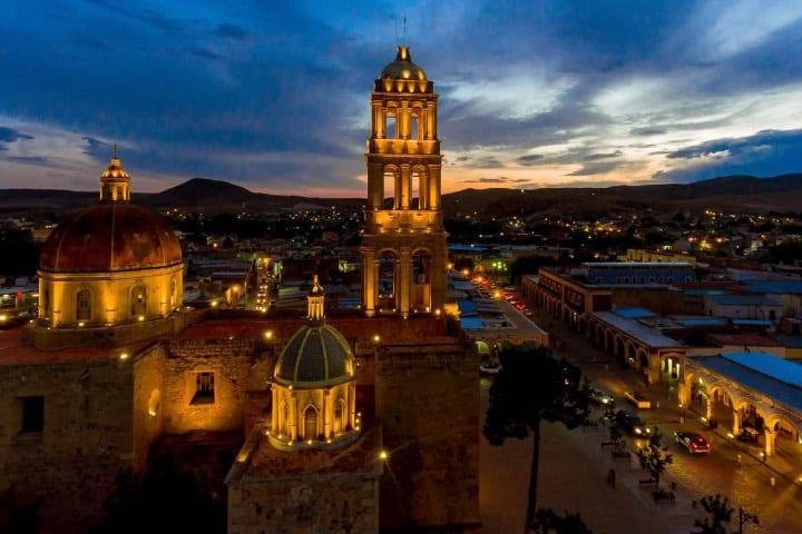 Sombrerete, Pueblo Mágico de Zacatecas. Foto: Archivo