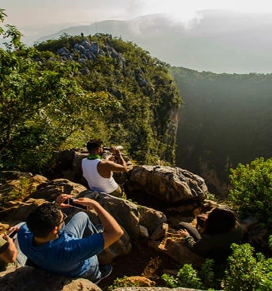 Sótano de Barro, Querétaro. Foto: Soy Sierra Gorda