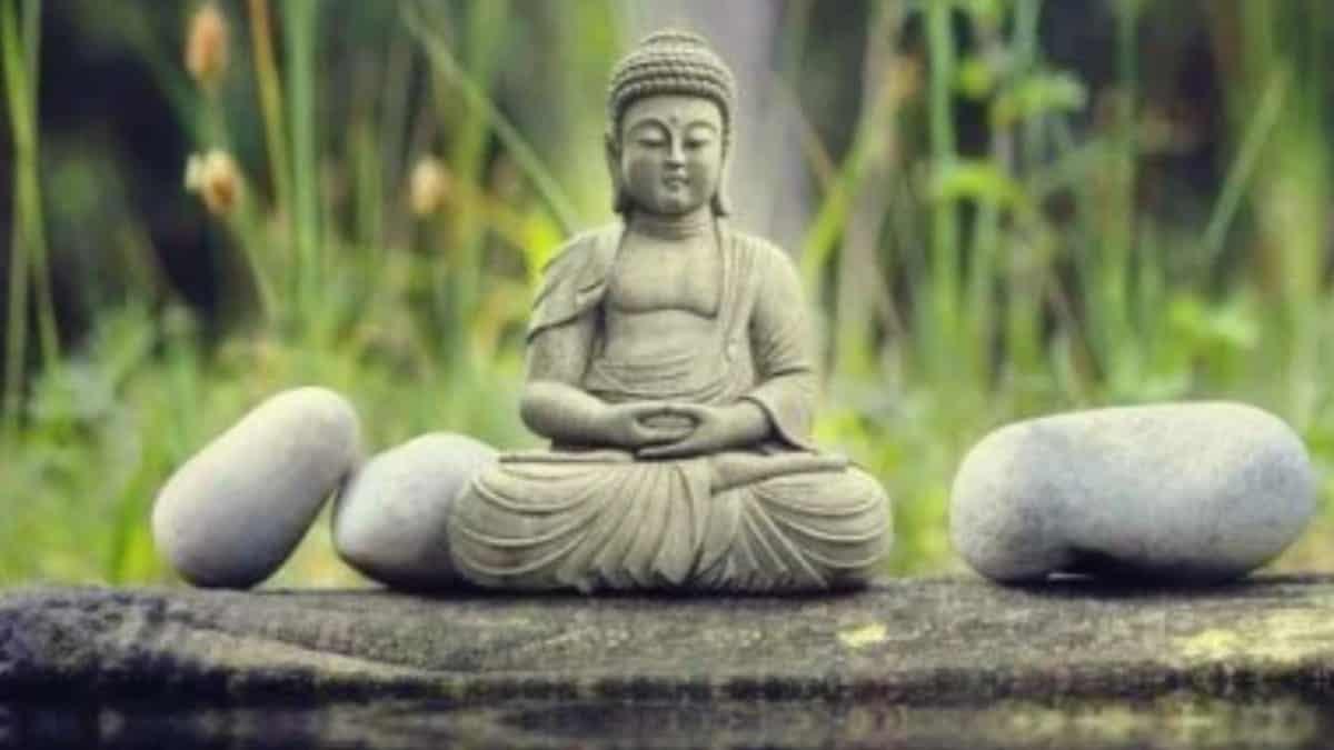 Souvenir de Buda Foto_ Mente maravillosa