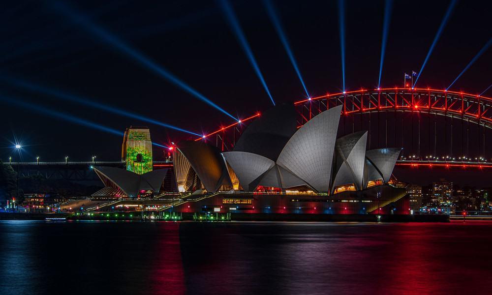 Sydney-de-noche-Foto-de-Flickr