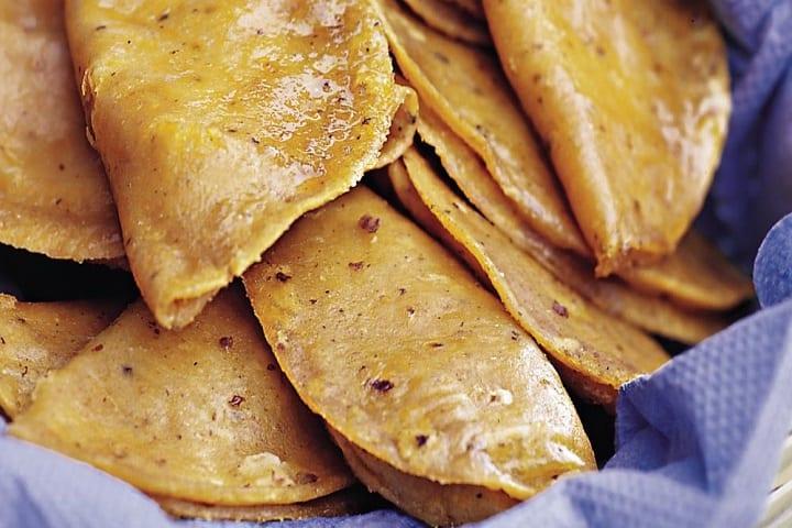Tacos de canasta. Foto: Cocina fácil