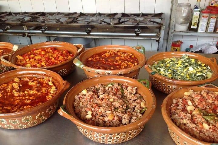 Tacos de cazuela (Pinterest)