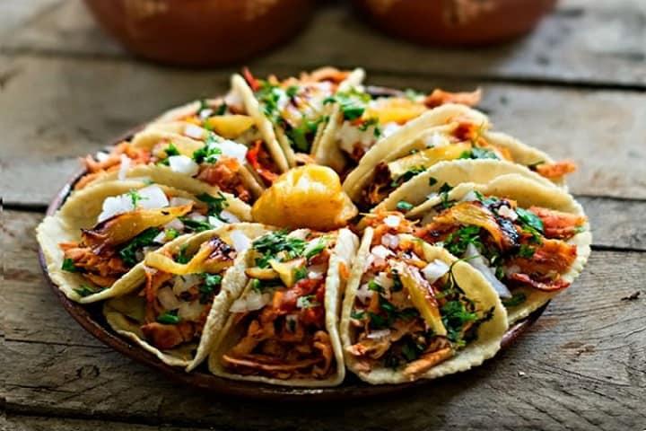 Los tacos de pastor son una delicia de la que se habla en Las crónicas del taco, una docu-serie de Netflix. Foto: Comida Mexicana