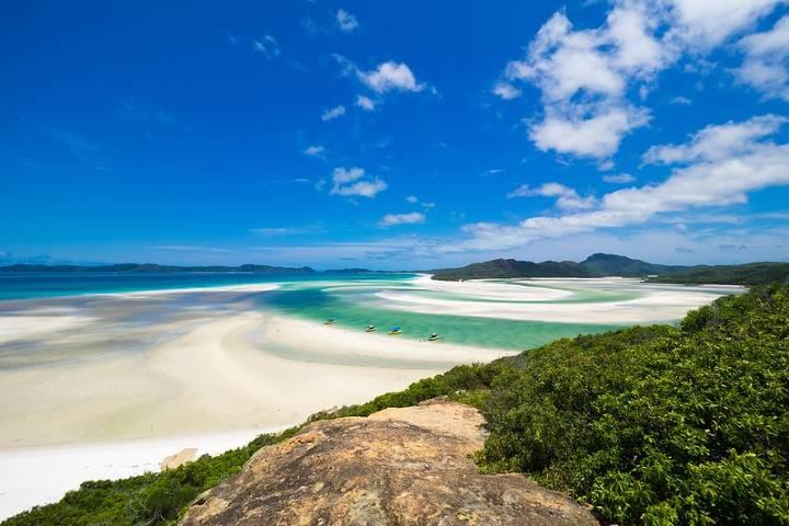 ¡Ya quiero estar en una bonita playa del Caribe! Foto: Carlo Ghio