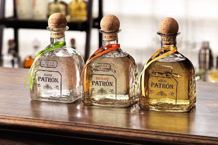 Tequila Patrón. Foto: Tequila Patrón | Facebook