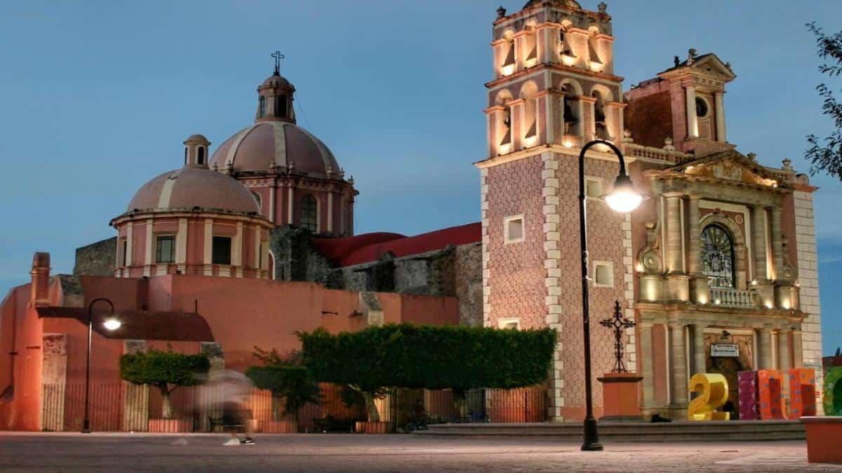 Tequisquiapan Pueblo Mágico. Foto hoteles riotequisquiapan