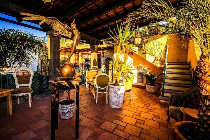 Visita este Hotel Boutique cada vez que tengas oportunidad, no te arrepentirás. Foto: Mansión San Miguel