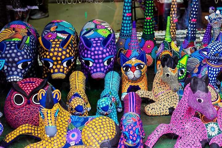 Test cuanto sabes de artesanías mexicanas. Artesanías. Imagen. Miriam N. López Cruz