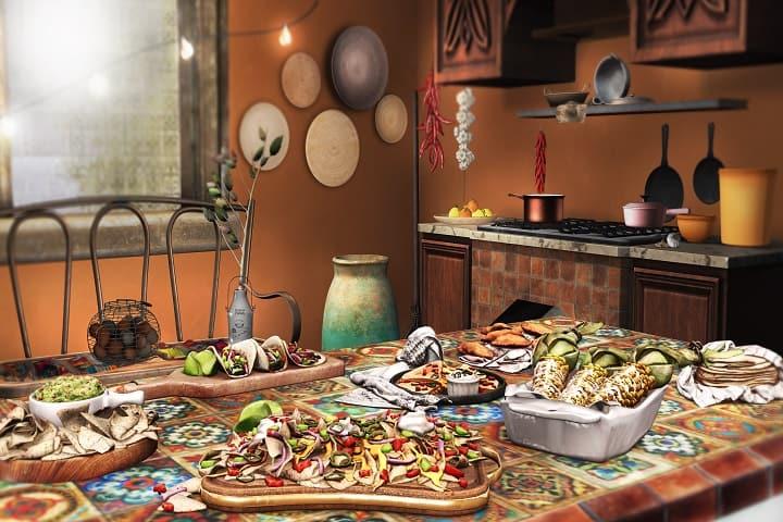 ¿A qué platillos te recuerda esta cocina? Foto: Alexa Maravilla