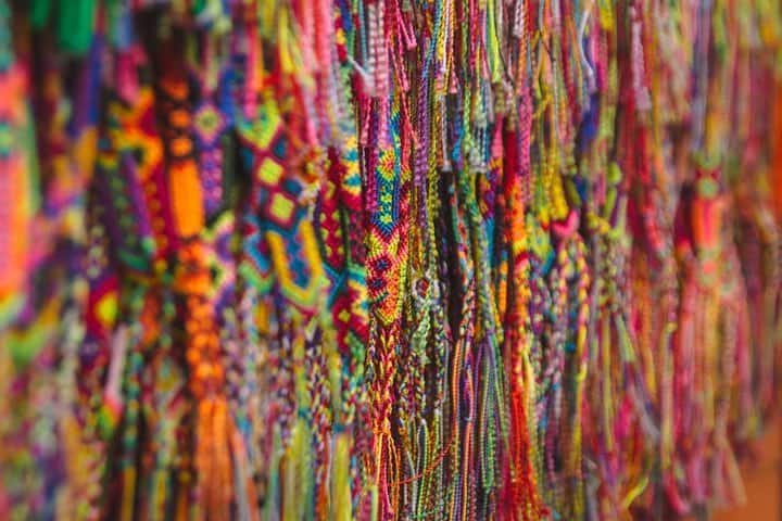 Tradicional Festival de Vida y Muerte de Xcaret. Artesanías. Imagen. Gadiel Lazcano