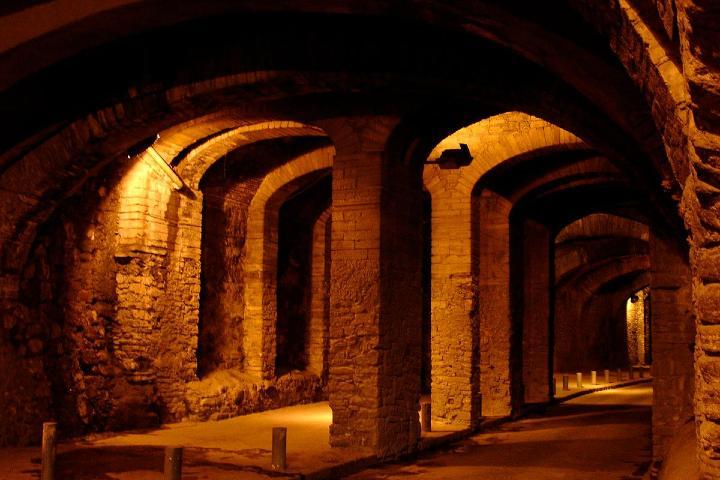Túneles de Guanajuato en el Museo Casa de las Leyendas Foto: Revista Travesías