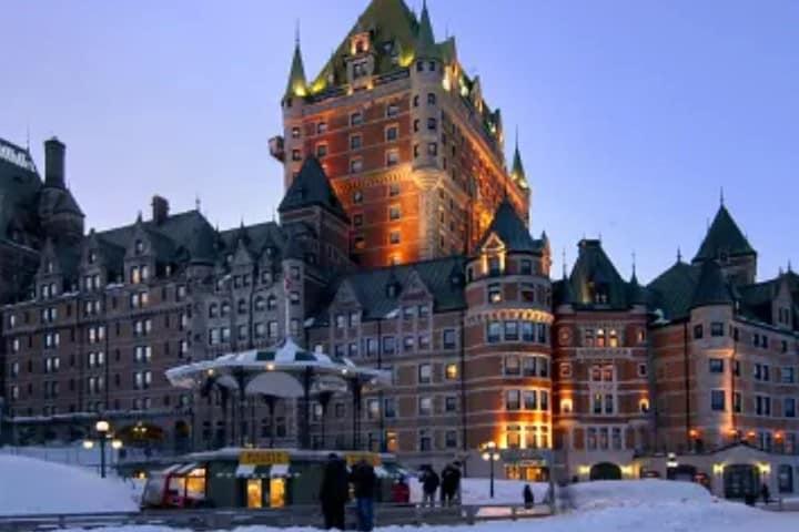 Un lugar espectacular en Quebec Foto: Trivago