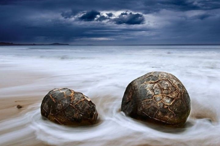 La belleza de playa koekohe Foto: Nuestro Clima