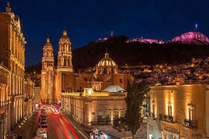 Iglesias de Zacatecas Foto: Live Zacatecas | Facebook
