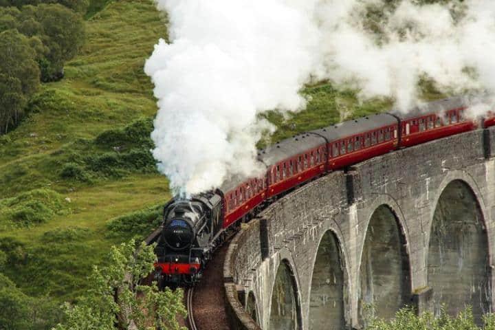 Viaducto Escocia Foto: Angie Castells