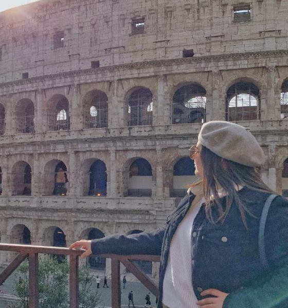Viaje a Europa. Foto: Ximena Martínez