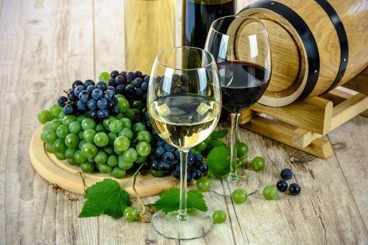 Vino. Foto Photo Mix