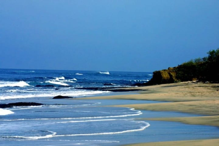 Visitamos esta hermosa playa en nuestro viaje a Costa Rica. Foto: My Guide Costa Rica