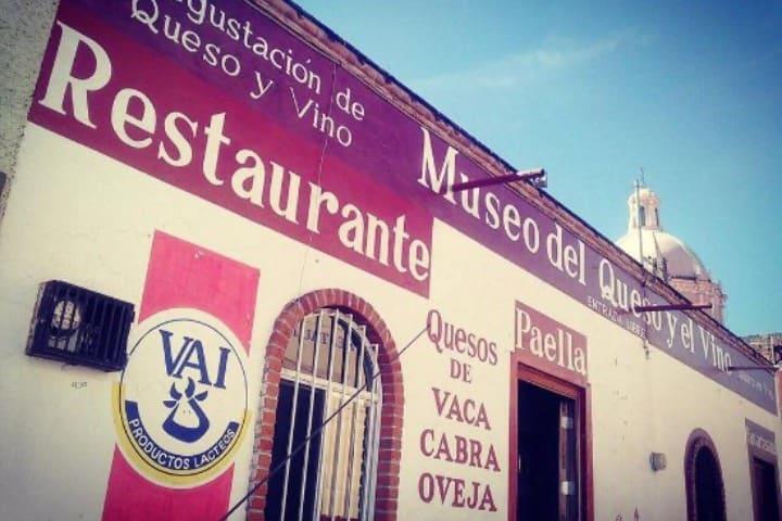 Visitar éste museo es de las cosas qué hacer en Tequisquiapan. Foto: Archivo