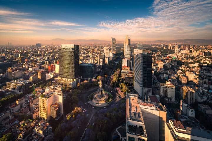 Vista del Hotel Sofitel Foto: Sofitel Mexico City Reforma