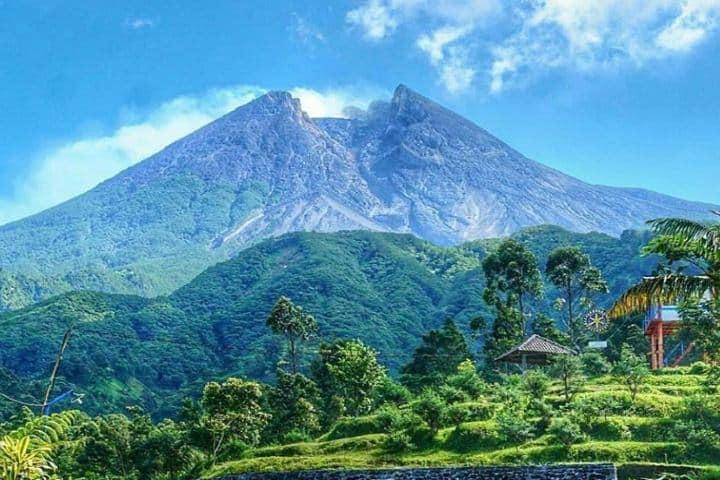 Volcán Merapi Foto: Visiting Jogja