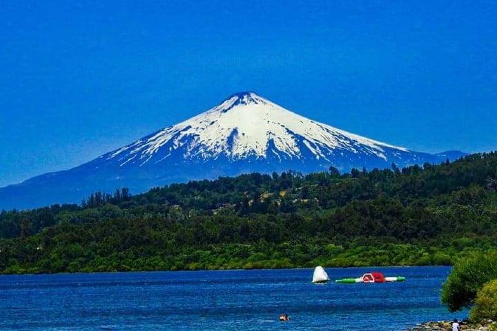 Parque Nacional Villarrica Foto: Pato Medina