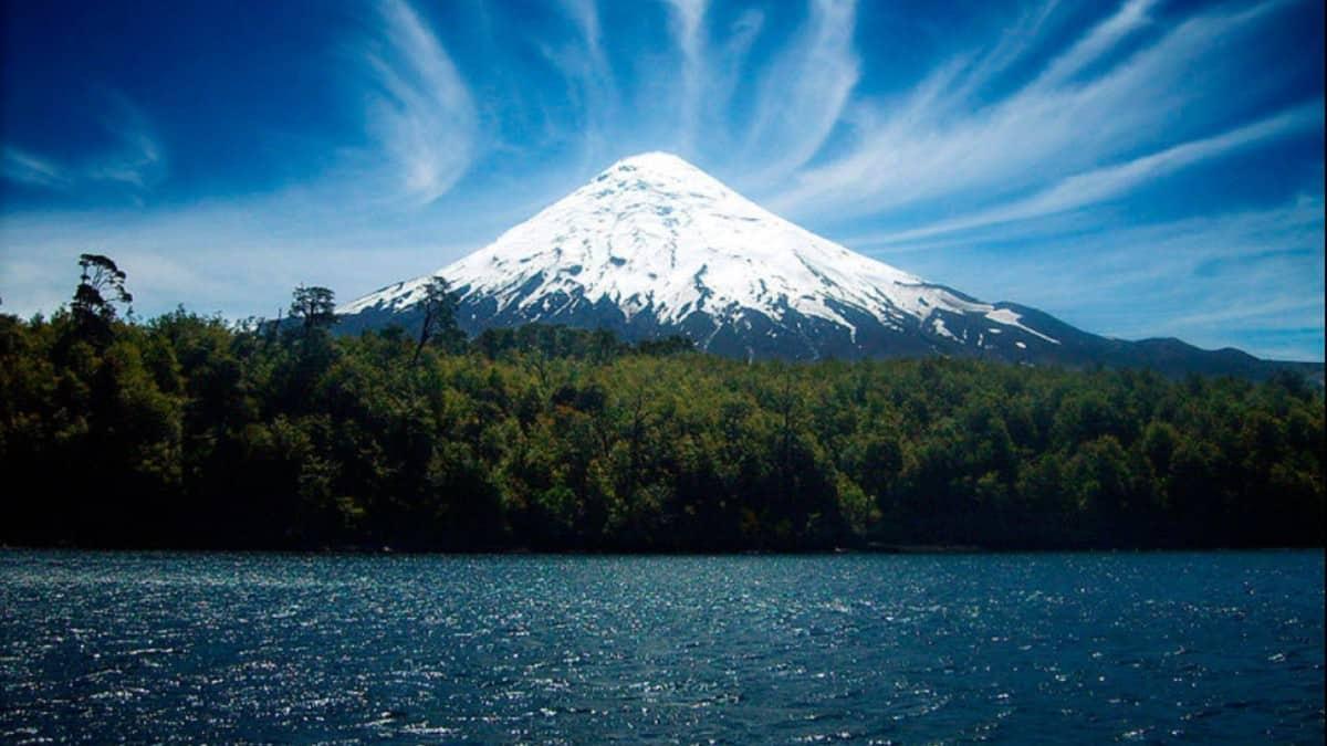 Volcán Villarrica Foto_ Parque Nacional Villarrica _ Facebook