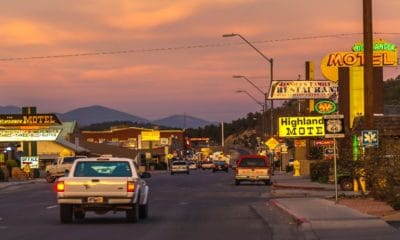 Williams, pueblo de Arizona. Foto: Philippe Reichert