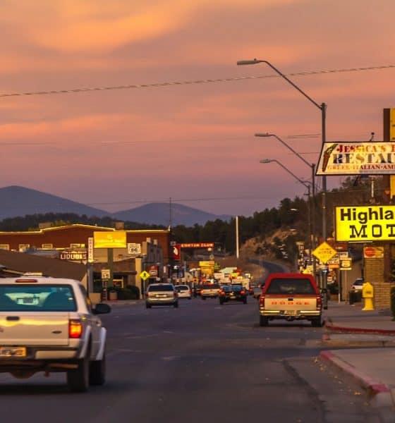 Williams, pueblo de Arizona. Foto: Philippe Reichert